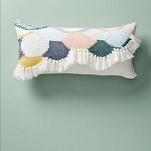 Hello Hydrangea Anthropologie Pillow
